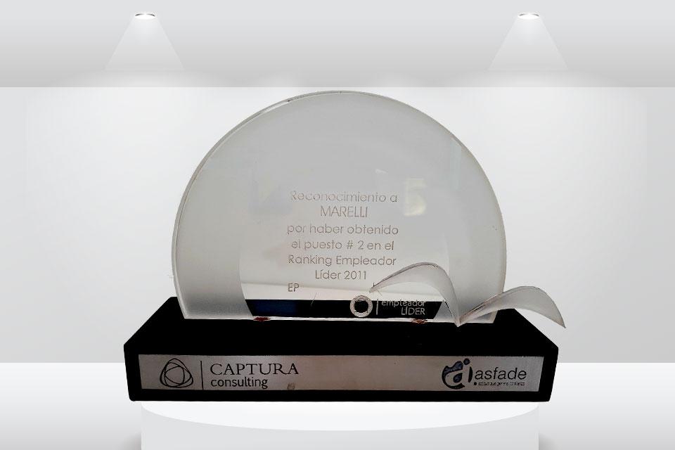 Premio Empleador 2011