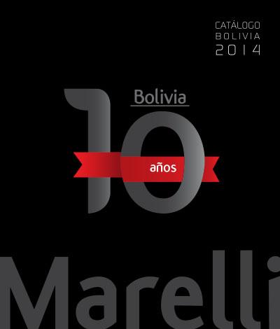 Catalogo Marelli 2014