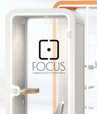 Cabina Acustica Focus